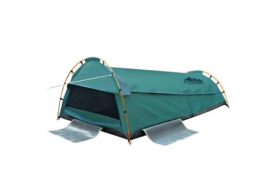 Outbaxcamping 1st Scenario Double Camping Canvas Swag