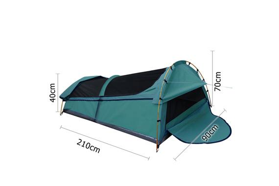 Outbaxcamping 2nd Scenario King Single Camping Canvas