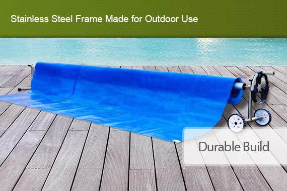 Outbaxcamping 1st Scenario Swimming Pool Cover &