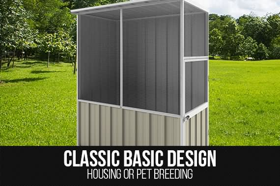 Outbaxcamping 5th Scenario NEW Shed Pet House