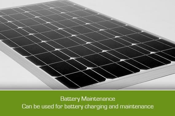 Outbaxcamping 2nd Scenario 12V 120W Mono Solar