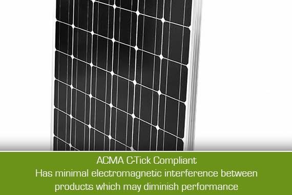 Outbaxcamping 6th Scenario 200w Monocrystalline Solar Panel