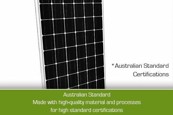 Outbaxcamping 9th Scenario 200w Monocrystalline Solar Panel