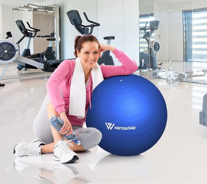 Outbaxcamping 1st Quick View swissball-65-blue