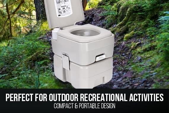 Outbaxcamping 6th Scenario Outdoor 20L Portable Camping