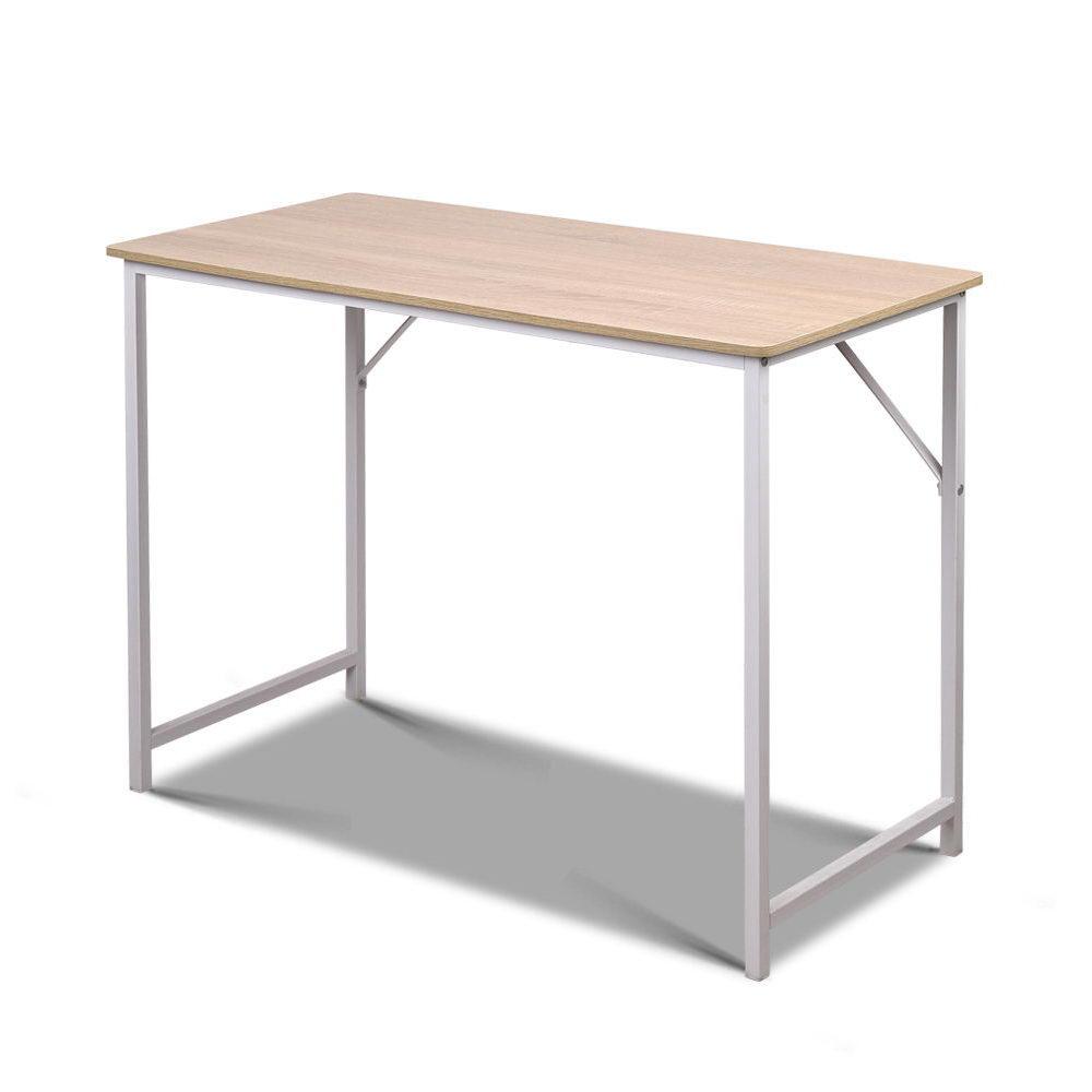 Artiss-Computer-Desk-Table-Wooden-Metal-Office-Student-Mobile-Various-Models