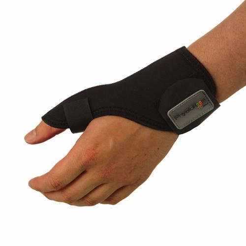 physioroom attelle poignet prot ge pouce stabilisateur soutien main blessures ebay. Black Bedroom Furniture Sets. Home Design Ideas
