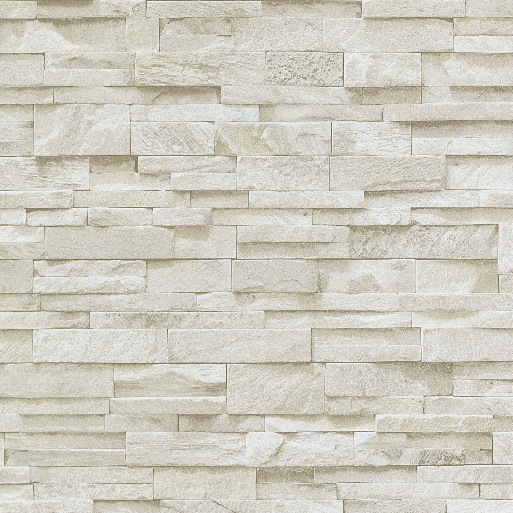 Cornish Stone Effect Wallpaper From B Q: Brick Effect Wallpaper Vinyl 3D Slate Stone Split Face