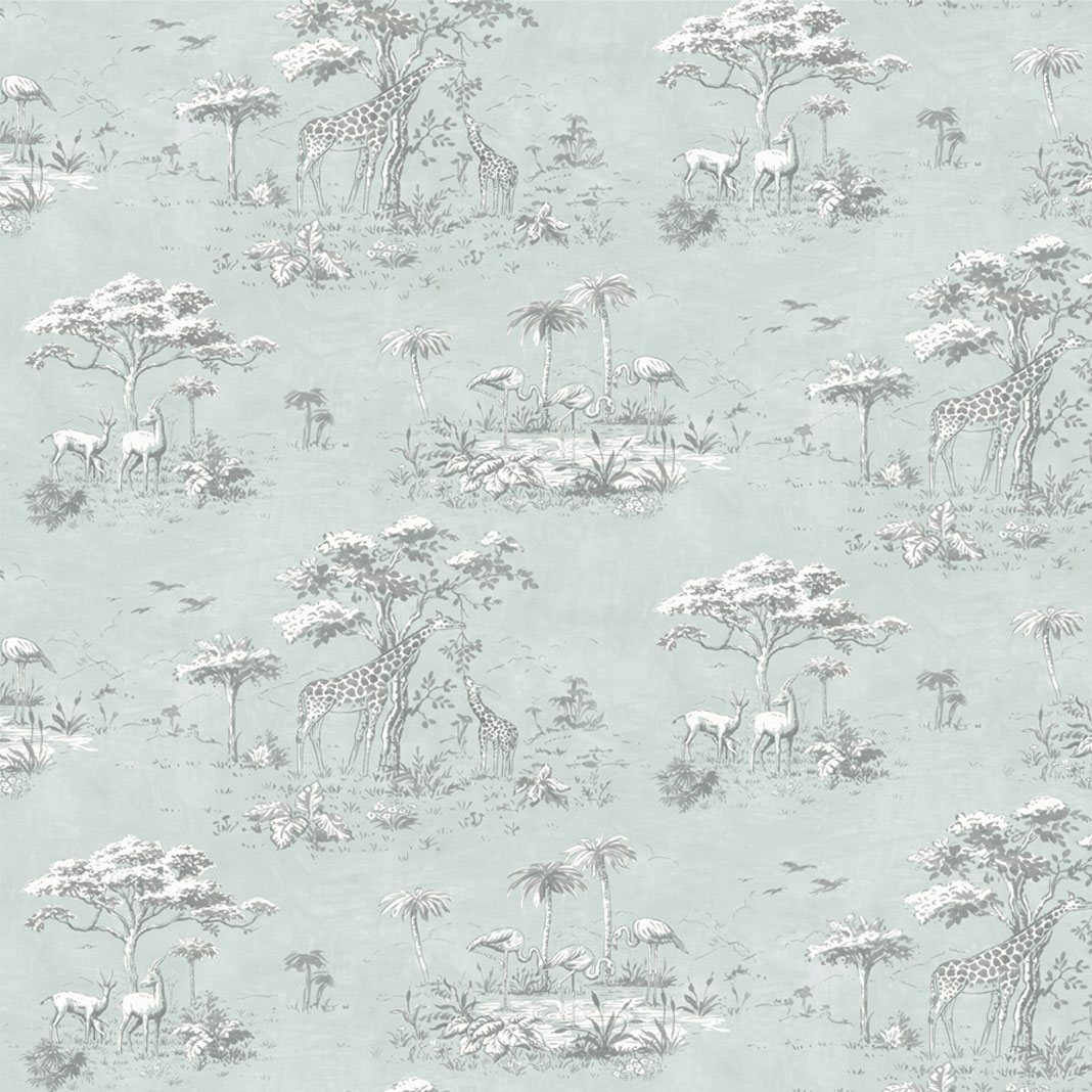 Palma Sola Wallpaper By Holden Tropical Exotic Trees Safari Paste The Wall