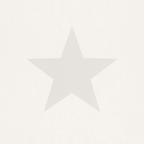 Star-Wallpaper-Teens-Kids-Stars-Bedroom-Feature-Luxury-White-amp-Grey-By-Rasch thumbnail 5
