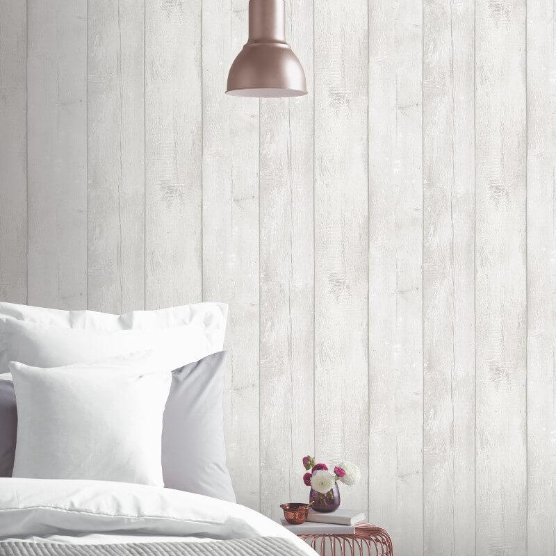 washed wood effect wallpaper wooden boards planks faux grain distressed arthouse ebay. Black Bedroom Furniture Sets. Home Design Ideas