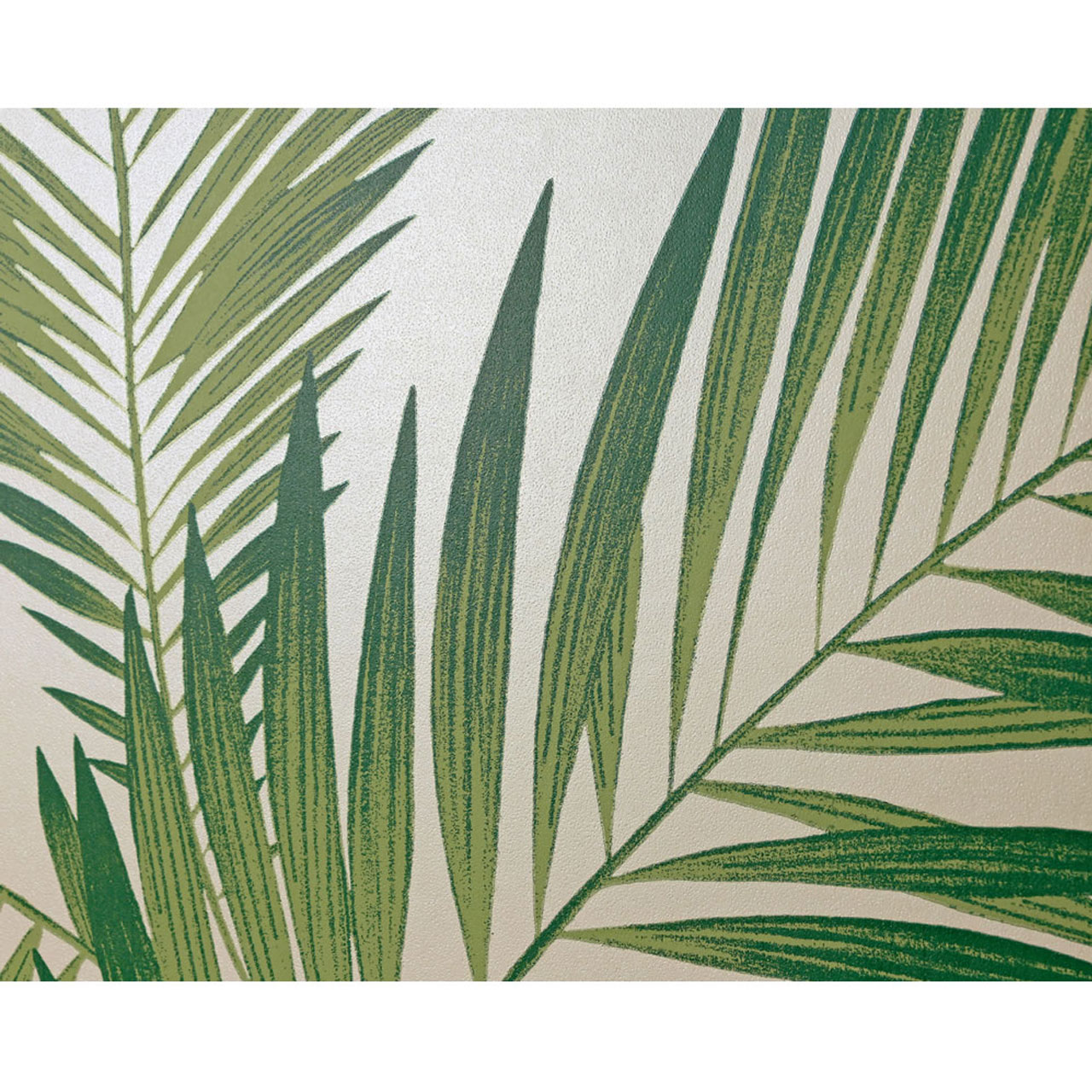 Details about palm trees wallpaper tropical jungle luxury weight white green leaves arthouse
