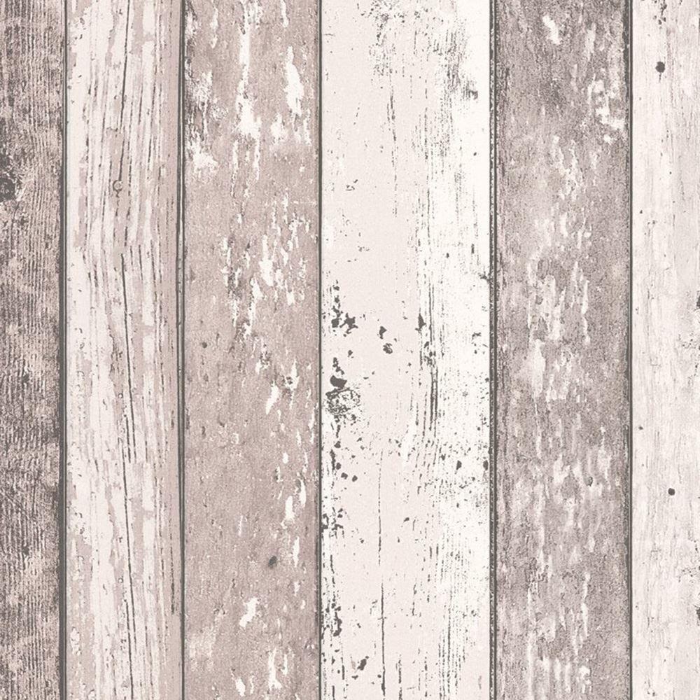 wood effect wallpaper distressed wooden grain surf beach. Black Bedroom Furniture Sets. Home Design Ideas