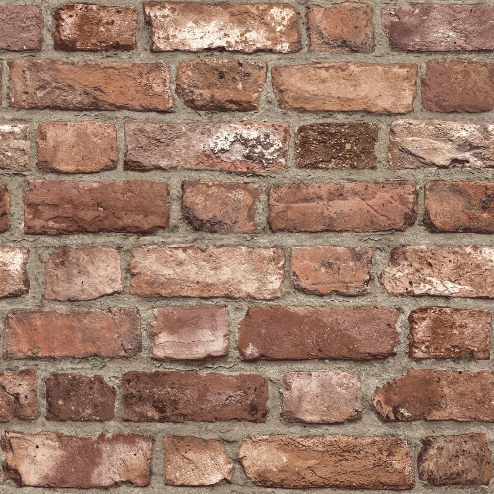 3d brick effect wallpaper slate stone realistic textured for 3d brick wall covering