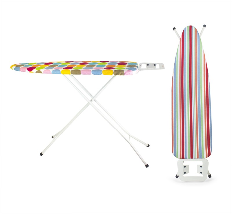 royle home ironing board and iron rest stripes and mancheste