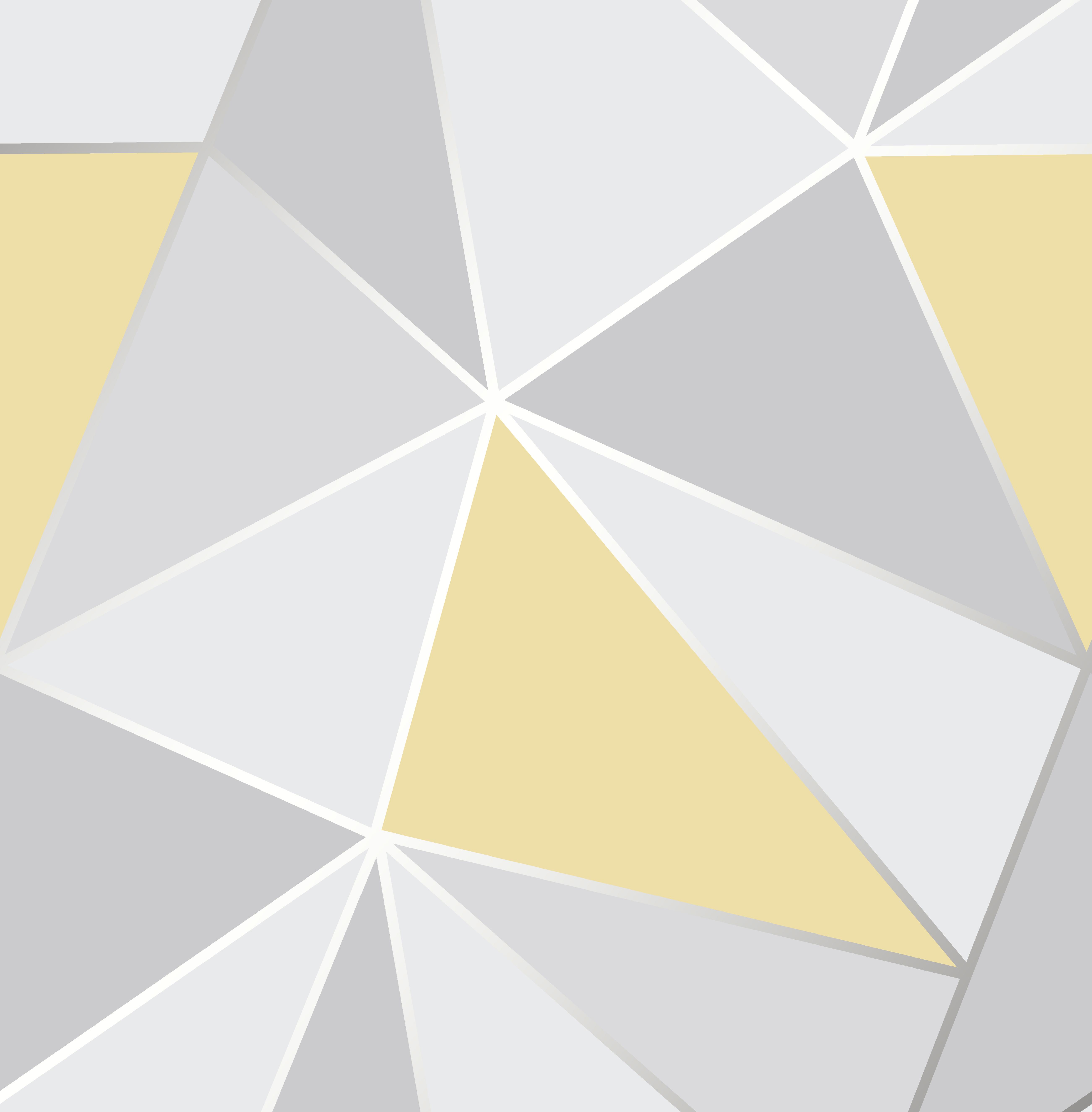 Geometric Wallpaper 3D Apex Triangle Modern Futuristic
