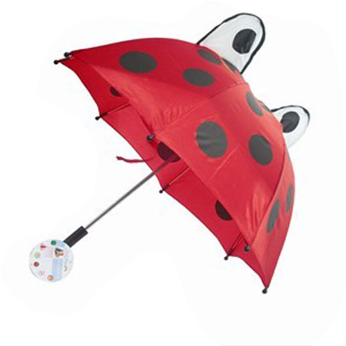 034-First-Steps-034-Childrens-Compact-Folding-Umbrellas-In-Fun-amp-Playful-Designs thumbnail 5