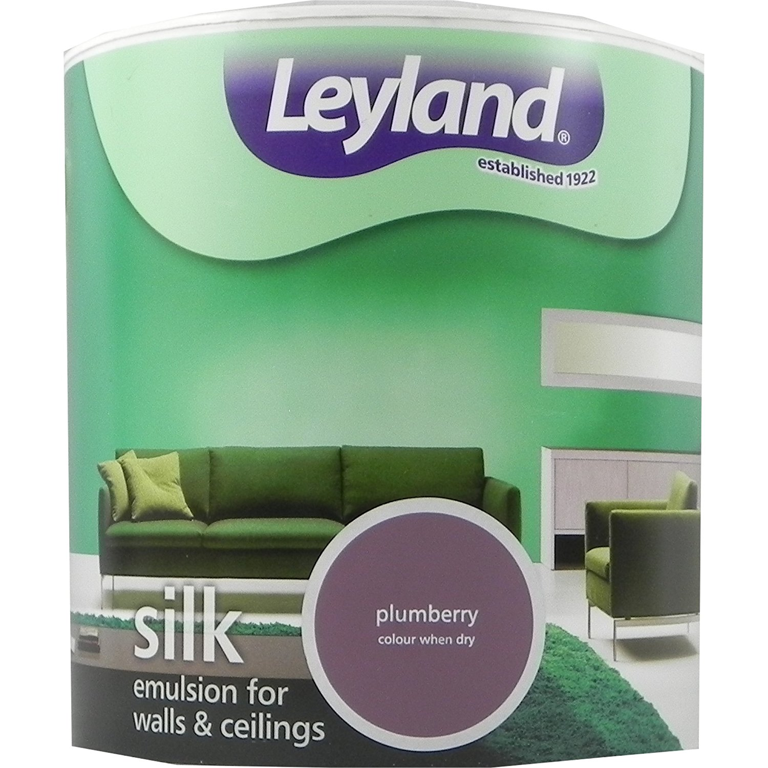 Cheap Vinyl Silk Emulsion Paint Leyland Paint Silk