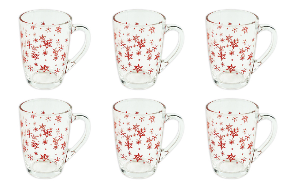 Christmas-Mugs-Set-of-6-Festive-Party-Xmas-Mugs-Home-Kitchen-Tea-Coffee-Cups