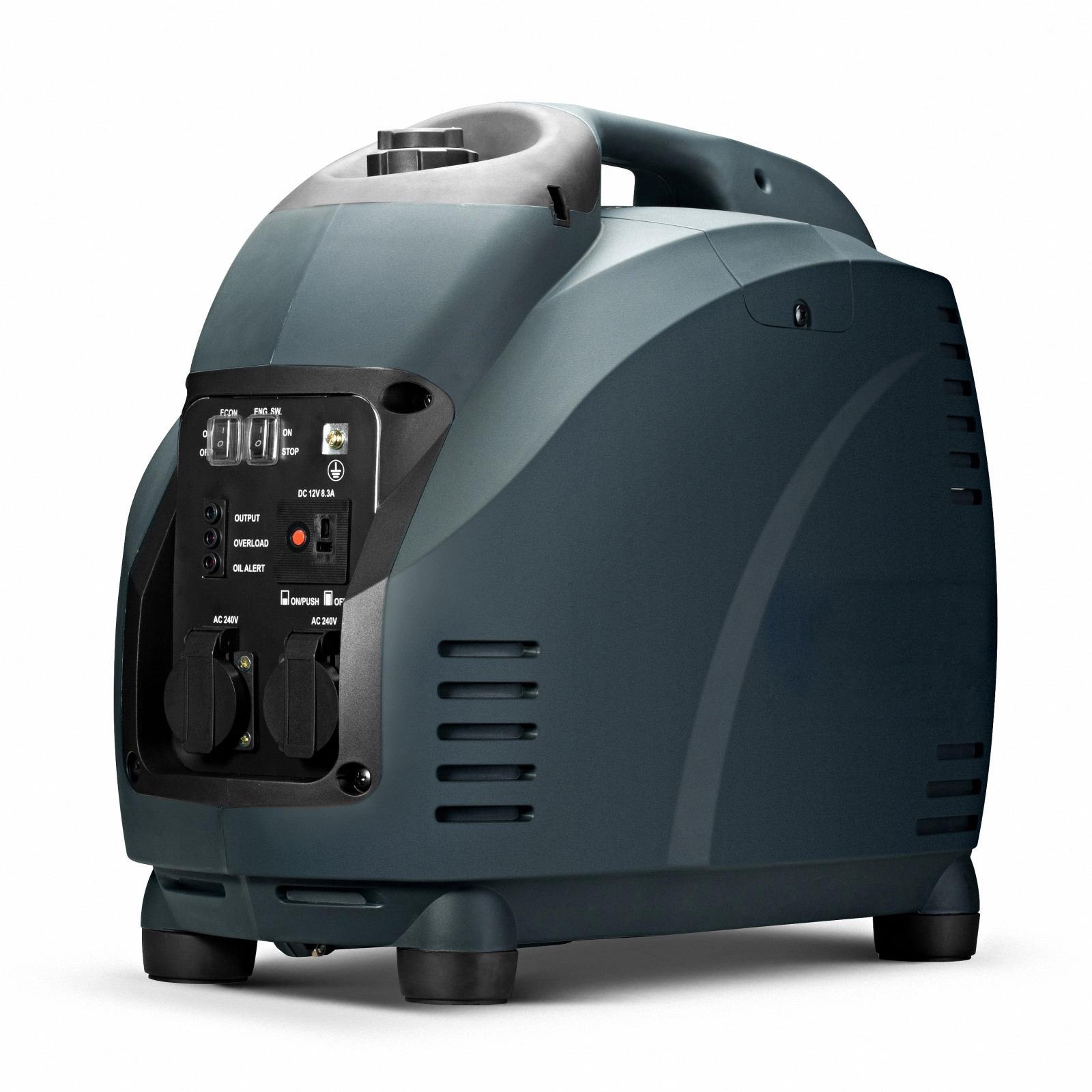 Inverter Generator Portable 2 5kVA Petrol Inverter Generators Pure