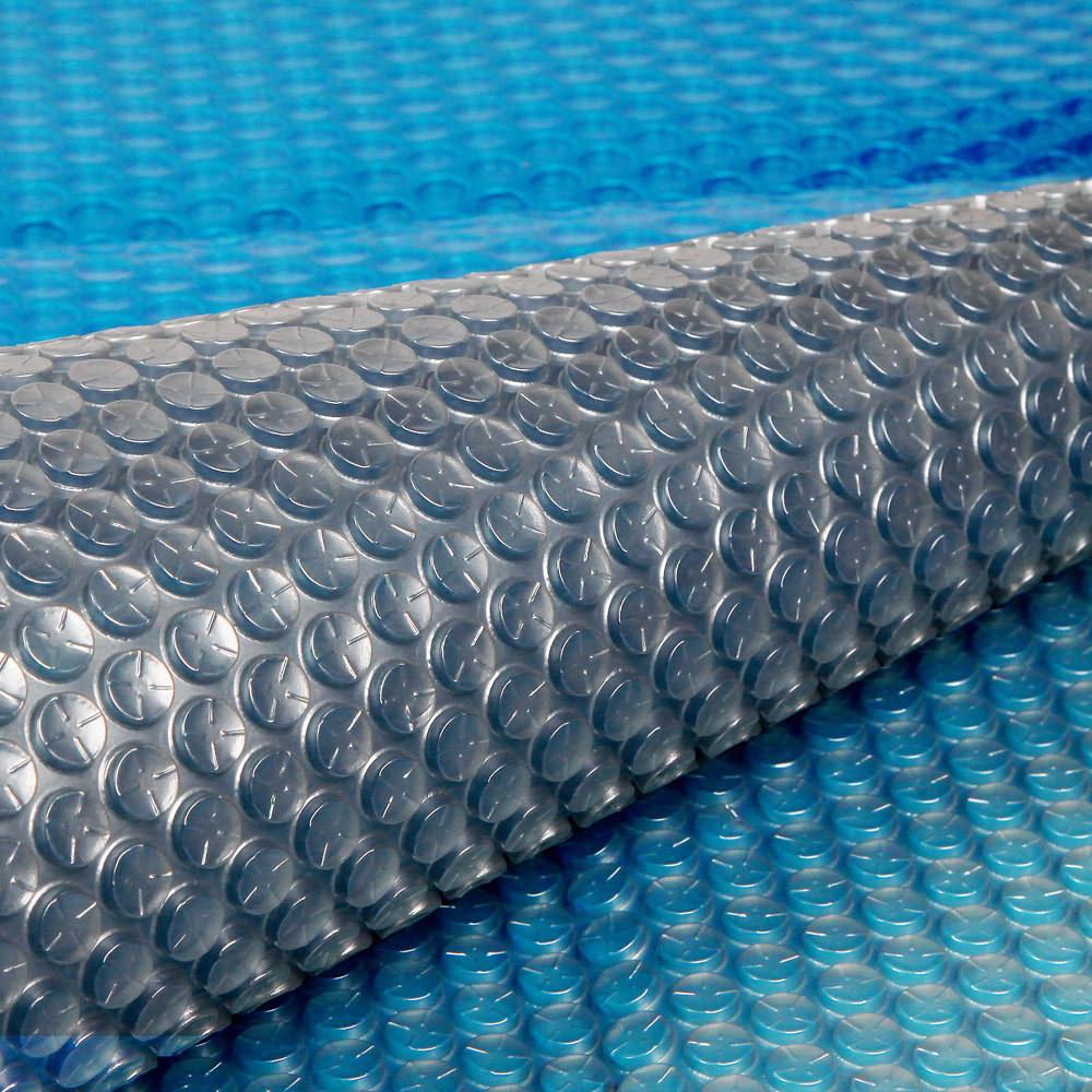 solar swimming pool cover bubble blanket 7m x 4m ebay. Black Bedroom Furniture Sets. Home Design Ideas