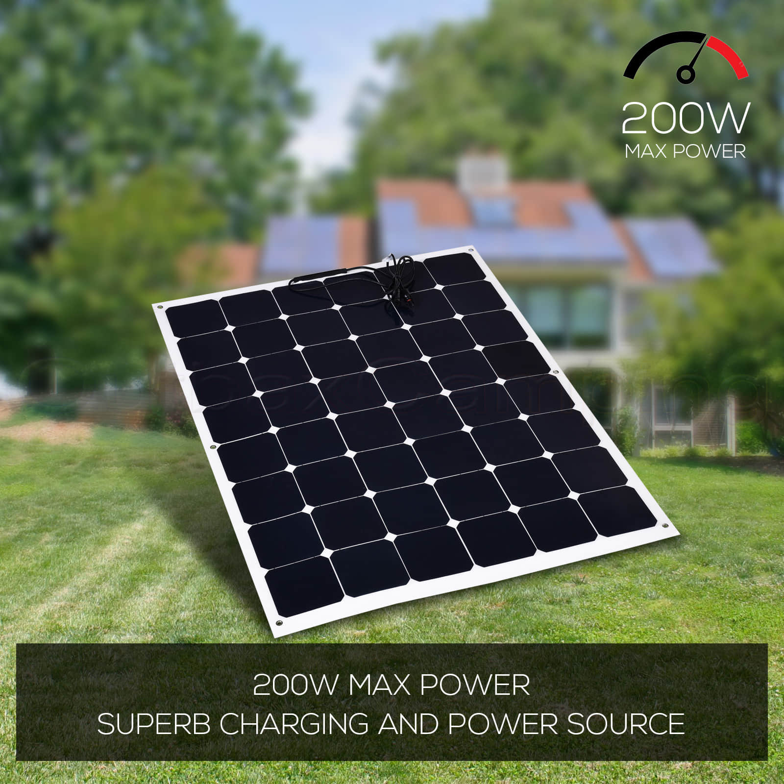 250W-12V-Flexible-Solar-Panel-Boat-Caravan-Camping-Power-Mono-Charging-Kit