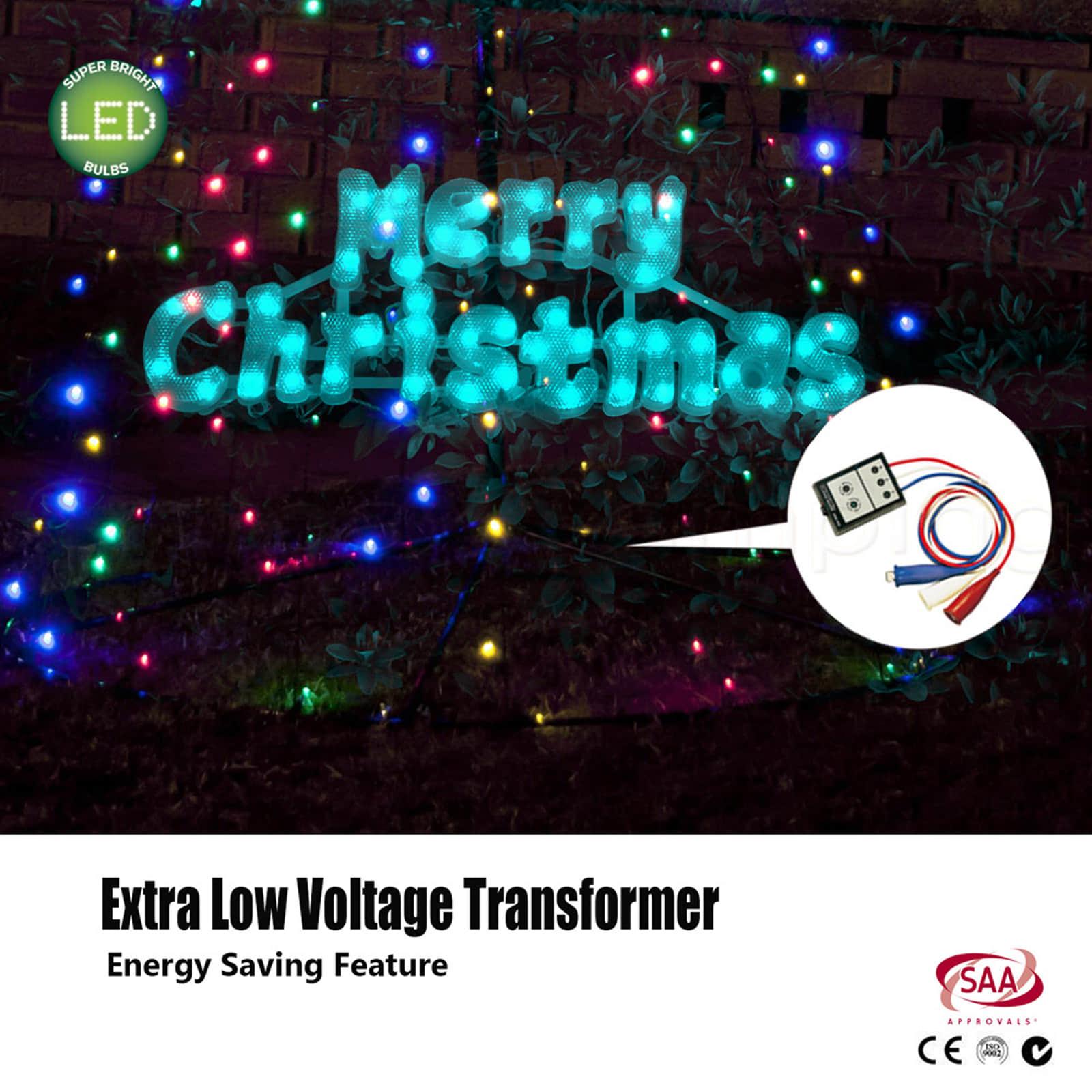 Color Changing Christmas Lights.Christmas Lights Xmas Led Light 50pc Sign Color Change Multi Flashing Modes New