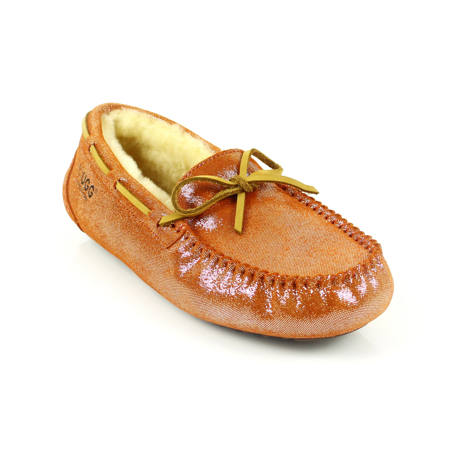 5e812350640 Ozwear Ugg Ladies Lace Moccasin