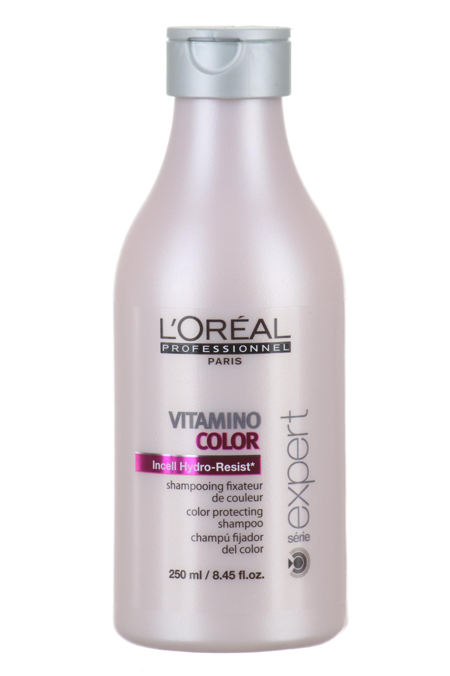 Loreal Serie Expert Vitamino Color Shampoo 8.45 oz