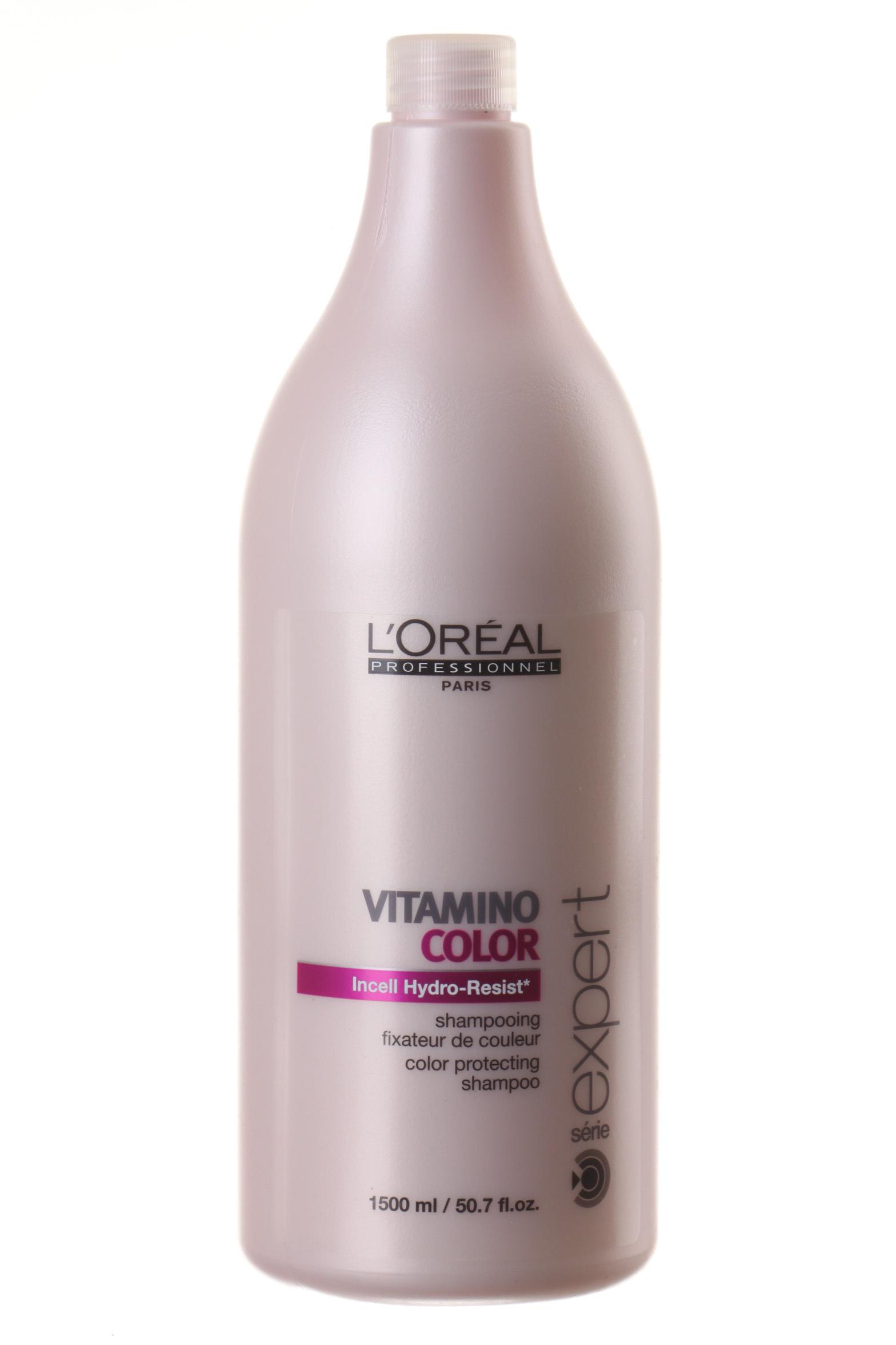 L'oreal Professionnel Serie Expert Vitamino Color Shampoo 50.7 1500 ml   eBay