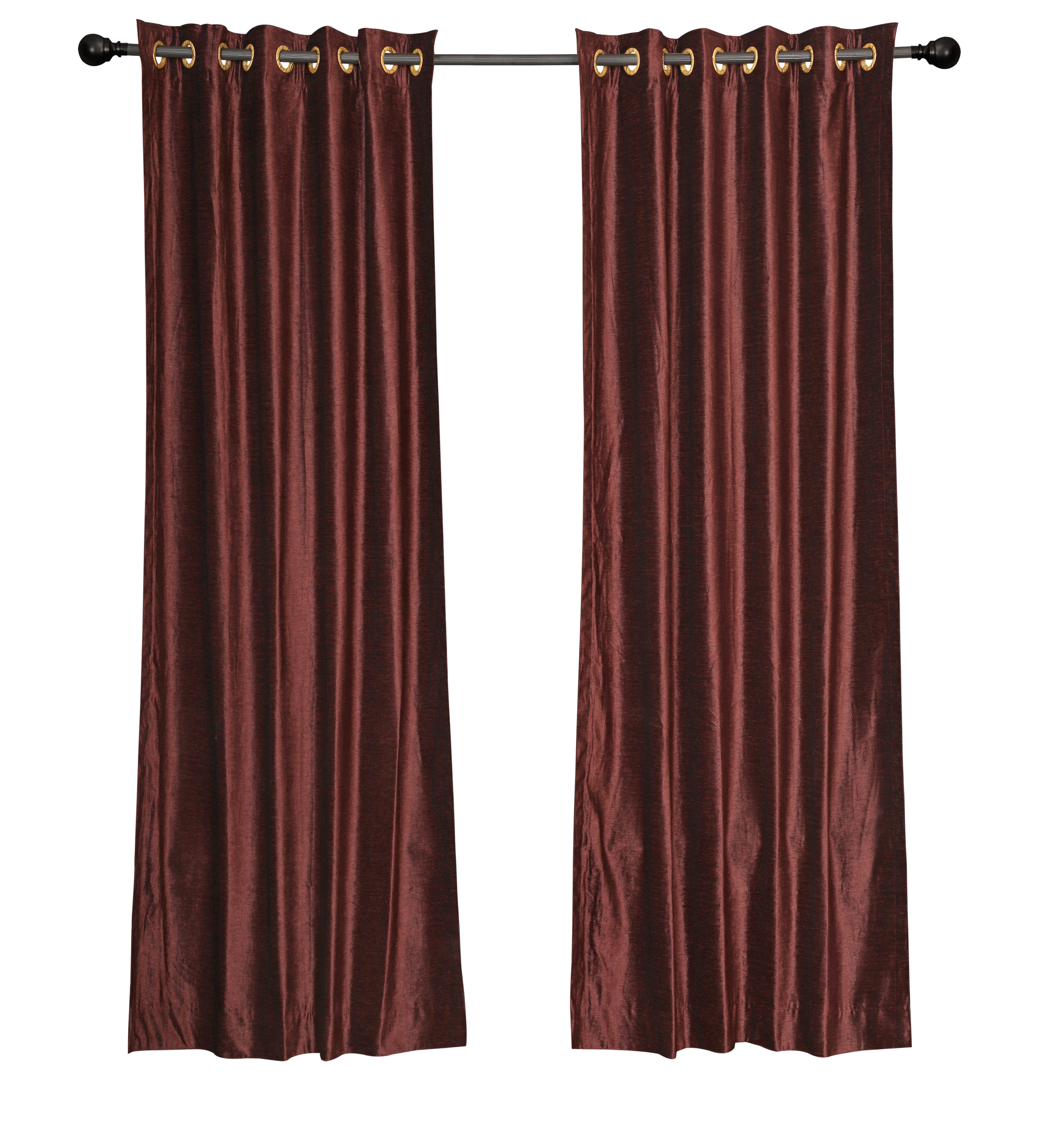Thermal   Curtain   Velvet   Wine   Set
