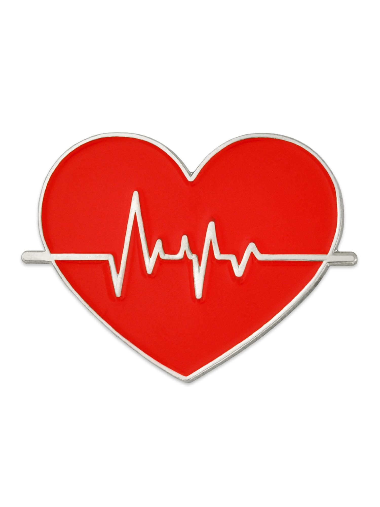 PinMart Medical Doctor Nurse Stethoscope Enamel Lapel Pin