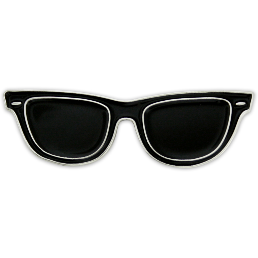 Sunglasses Lapel Pin