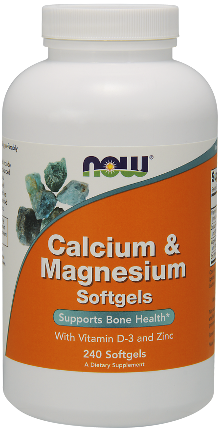 now foods calcium and magnesium with vitamin d 240 softgels ebay. Black Bedroom Furniture Sets. Home Design Ideas
