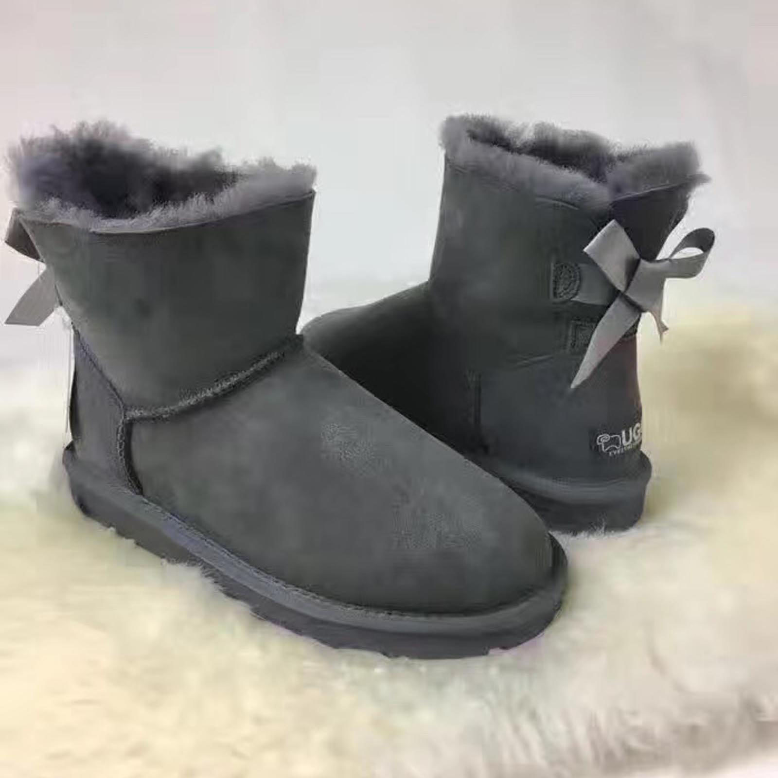 f8d975d4229 uk ugg bailey bow tie boots f53be ccb17
