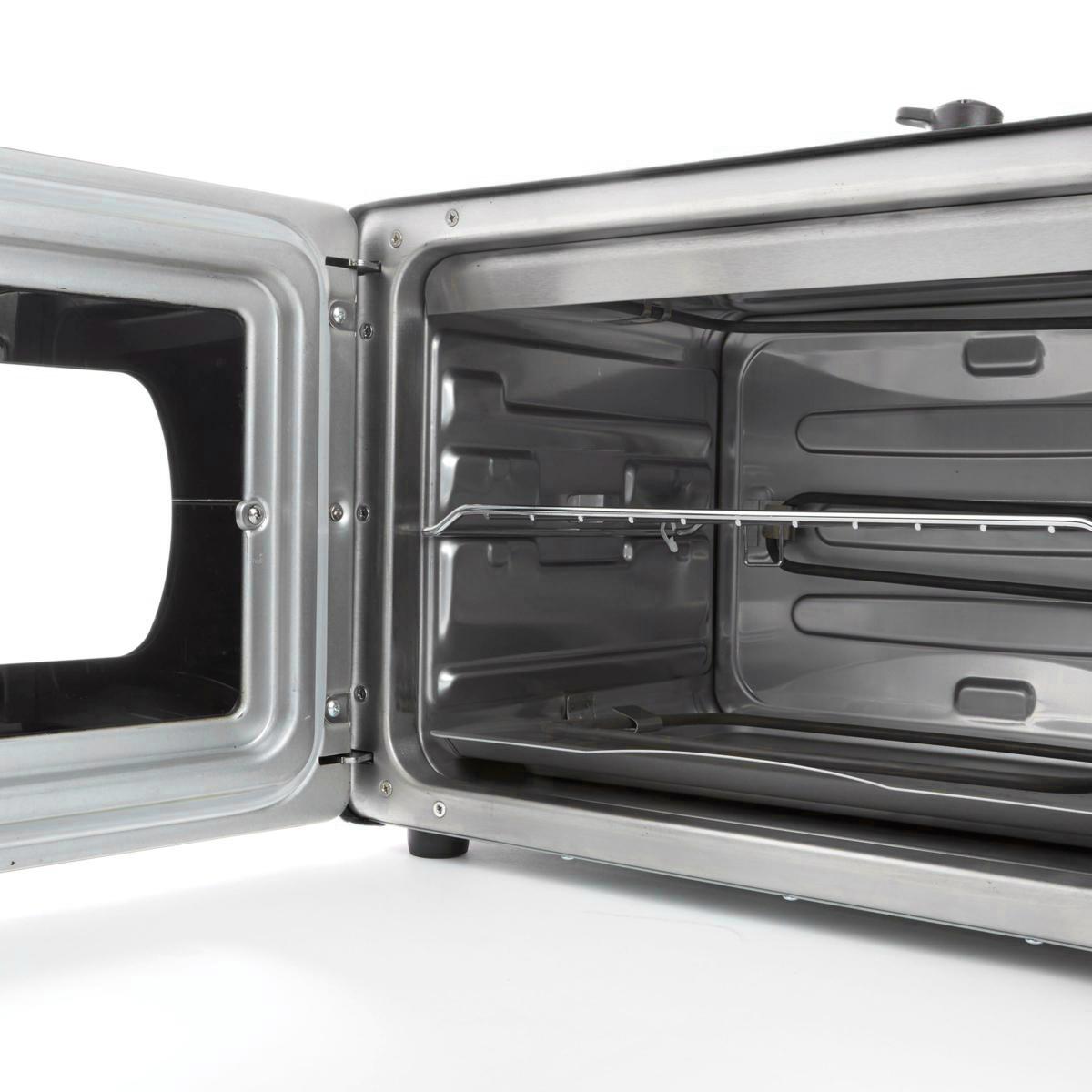 Wolfgang puck large 29 liter rotisserie pressure oven assorted wolfgang puck large 29 liter rotisserie pressure oven publicscrutiny Images