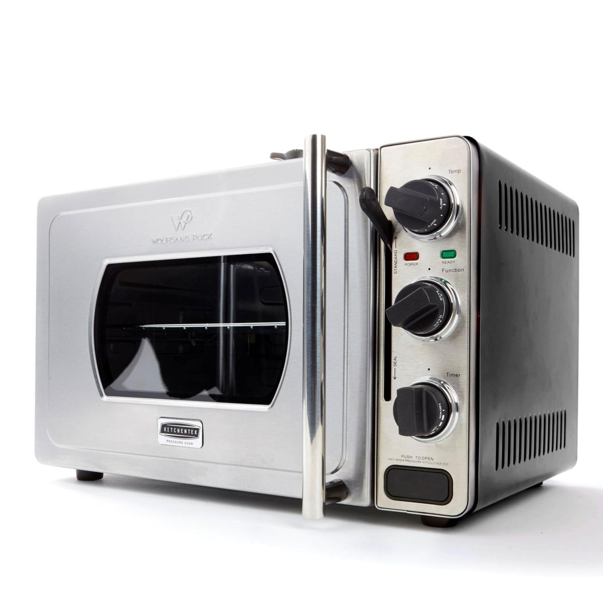 Wolfgang Puck Large 29 Liter Rotisserie Pressure Oven