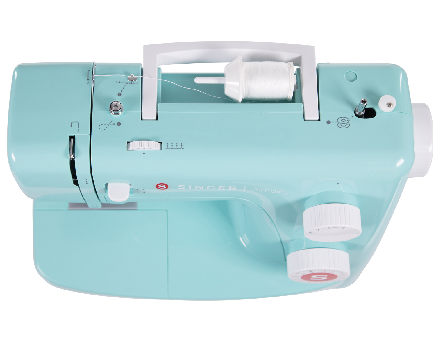 Singer-Sewing-Machine-Model-3223-23-Stitch-REFURB-Assorted-Colors