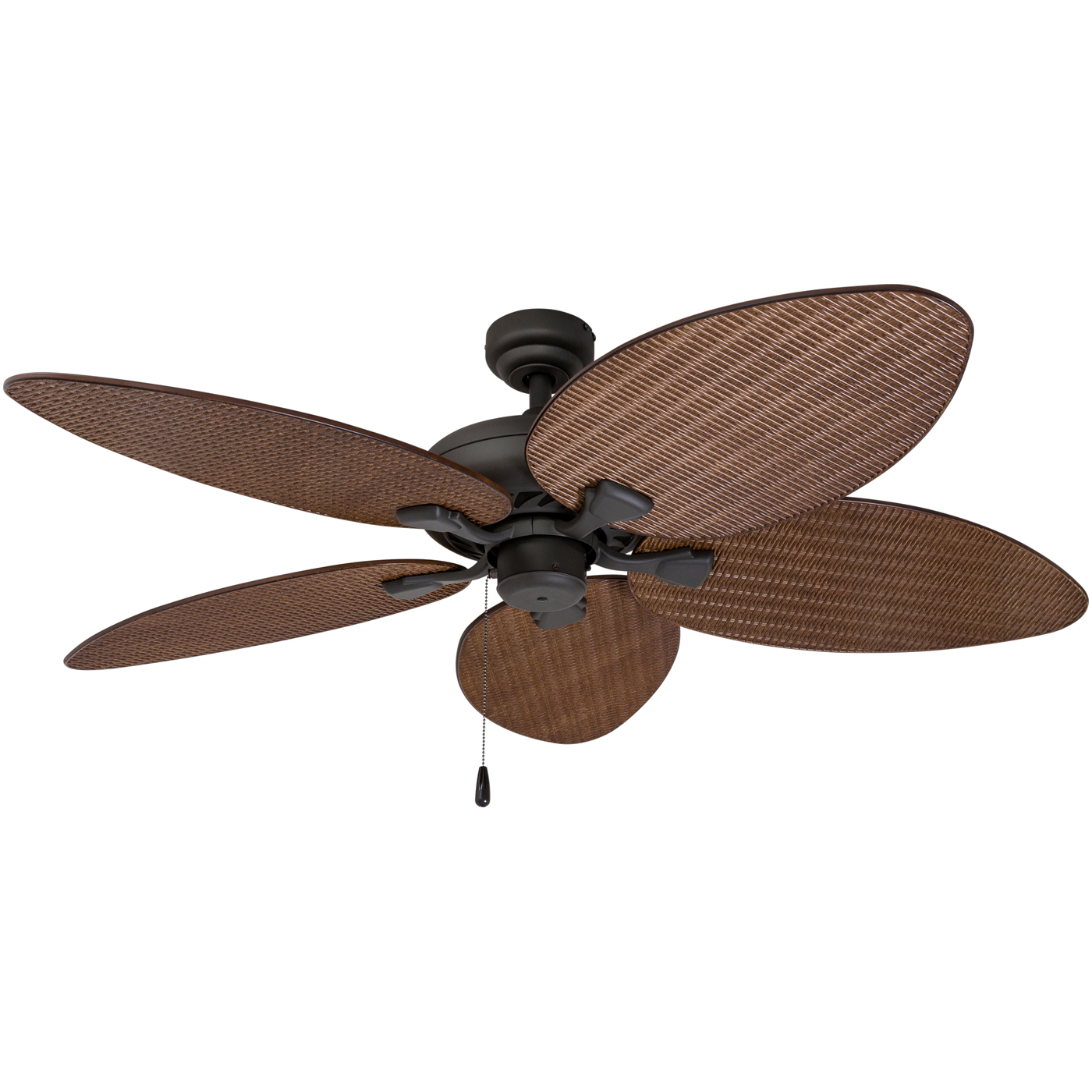 Prominence Home Ceiling Fan Palm Island Tropical, Palm Leaf