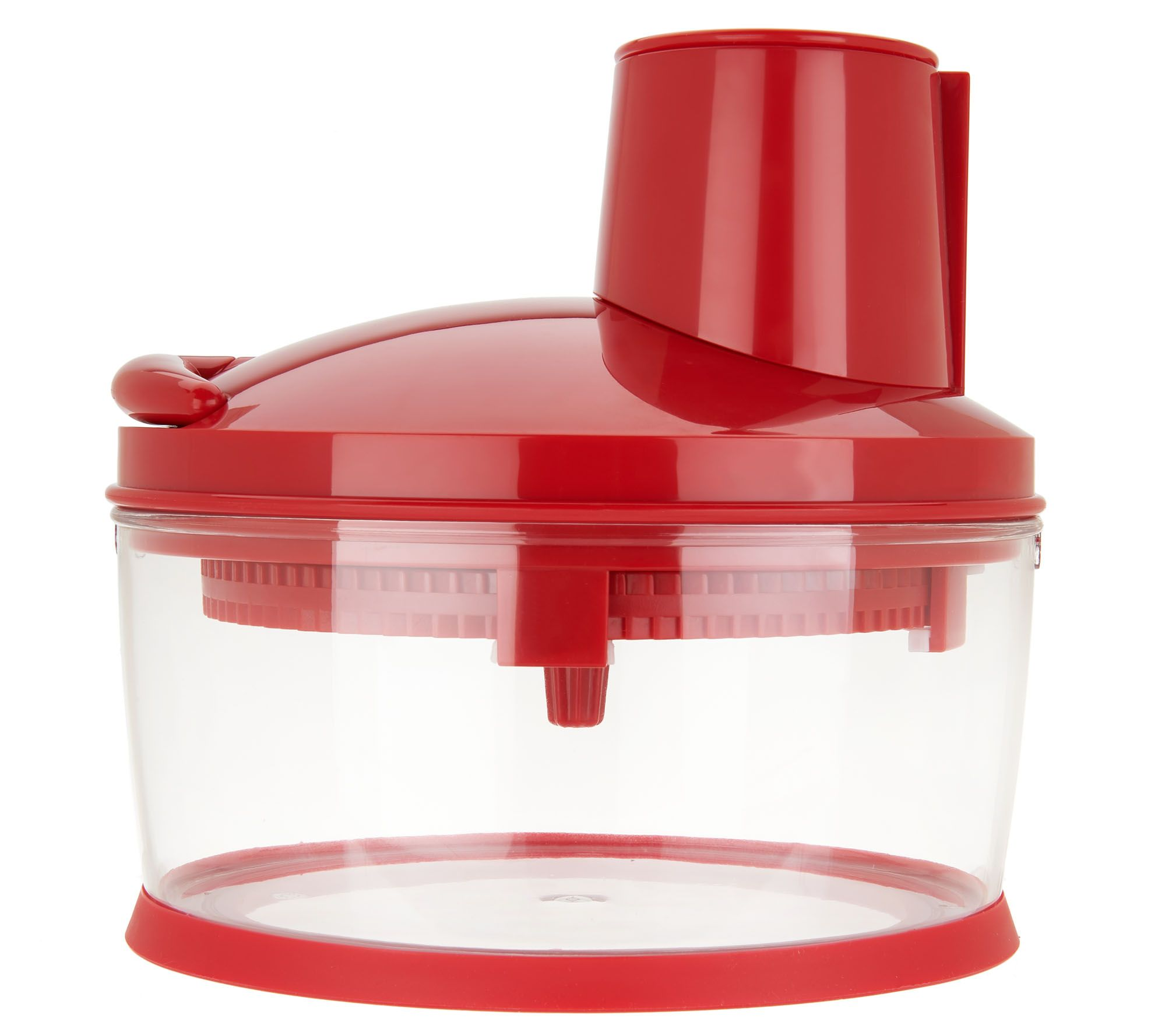 Kuhn-Rikon-4-Cup-Easy-Cut-Food-Slicer-amp-Grater-Model-K46999 thumbnail 5