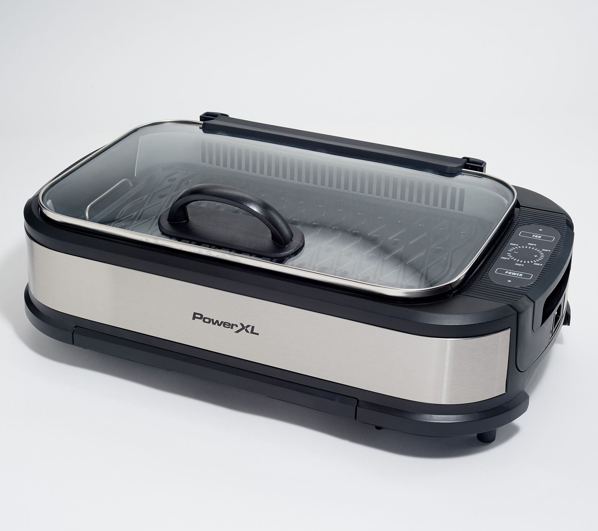 powerxl 1500w smokeless grill pro with griddle