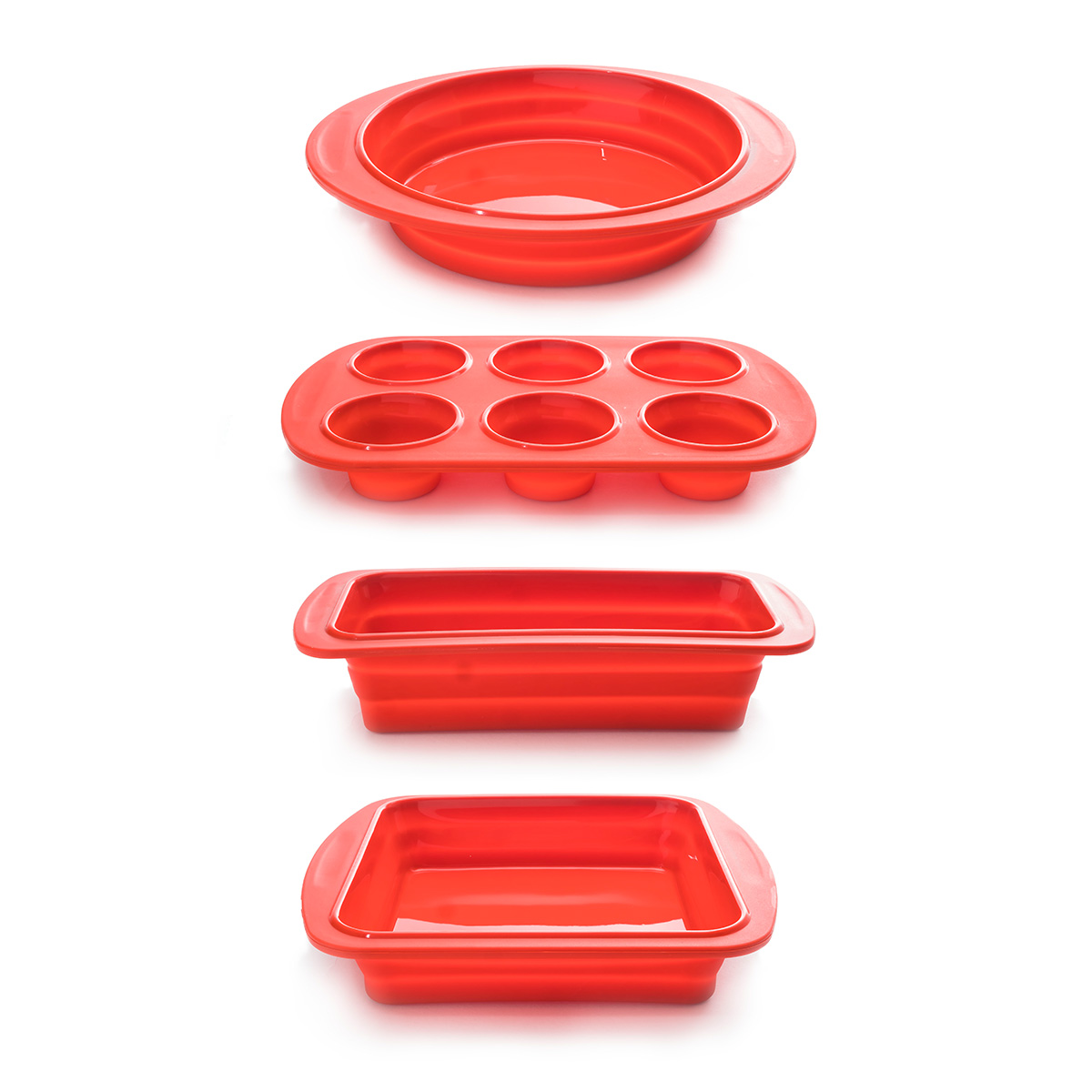 Cook-039-s-Companion-4-Piece-Collapsible-Silicone-Bakeware-Set thumbnail 10