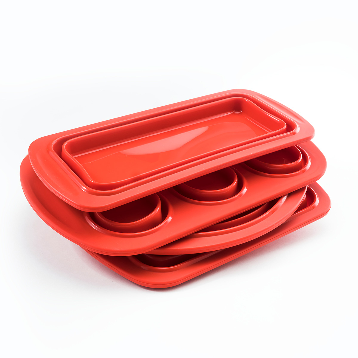 Cook-039-s-Companion-4-Piece-Collapsible-Silicone-Bakeware-Set thumbnail 12