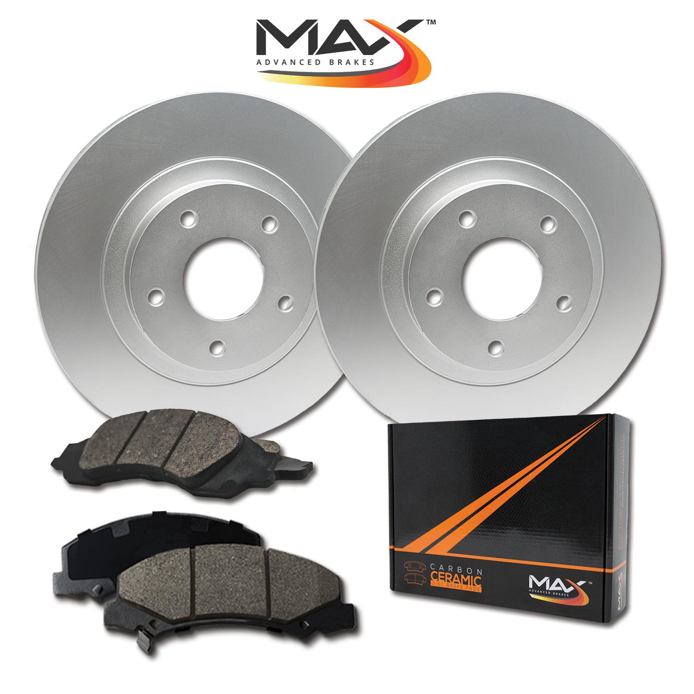 Rear-Rotors-w-Ceramic-Pads-Geomet-OE-Brakes-2006-2013-Civic-2006-2011-CSX