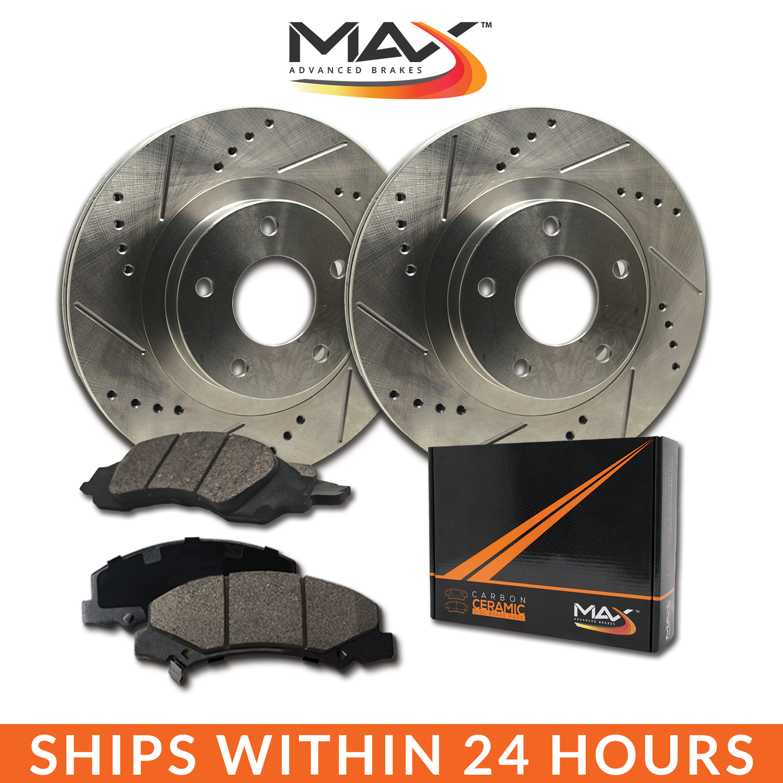 Rear-Rotors-w-Ceramic-Pads-Premium-Brakes-2002-2003-20004-Audi-A4-2002-S4