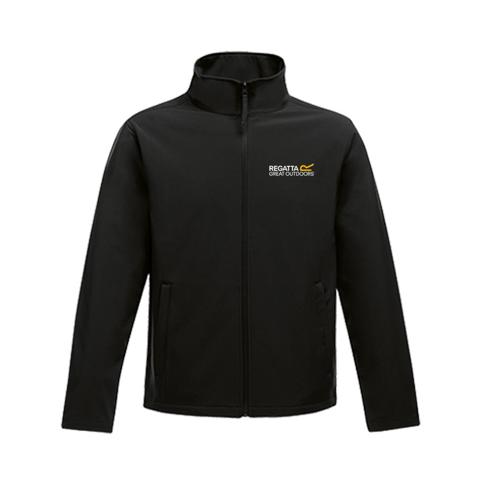 Regatta-Ablaze-Men-039-s-Water-Repellent-Soft-Shell-Softshell-Jacket-RRP-50 thumbnail 3