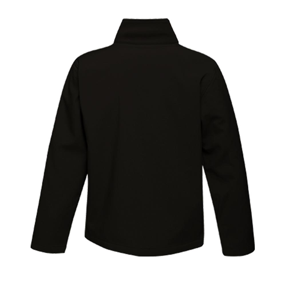 Regatta-Mens-Soft-Shell-Windproof-Water-Repellent-Softhsell-Jacket-Coat-RRP-50 thumbnail 3