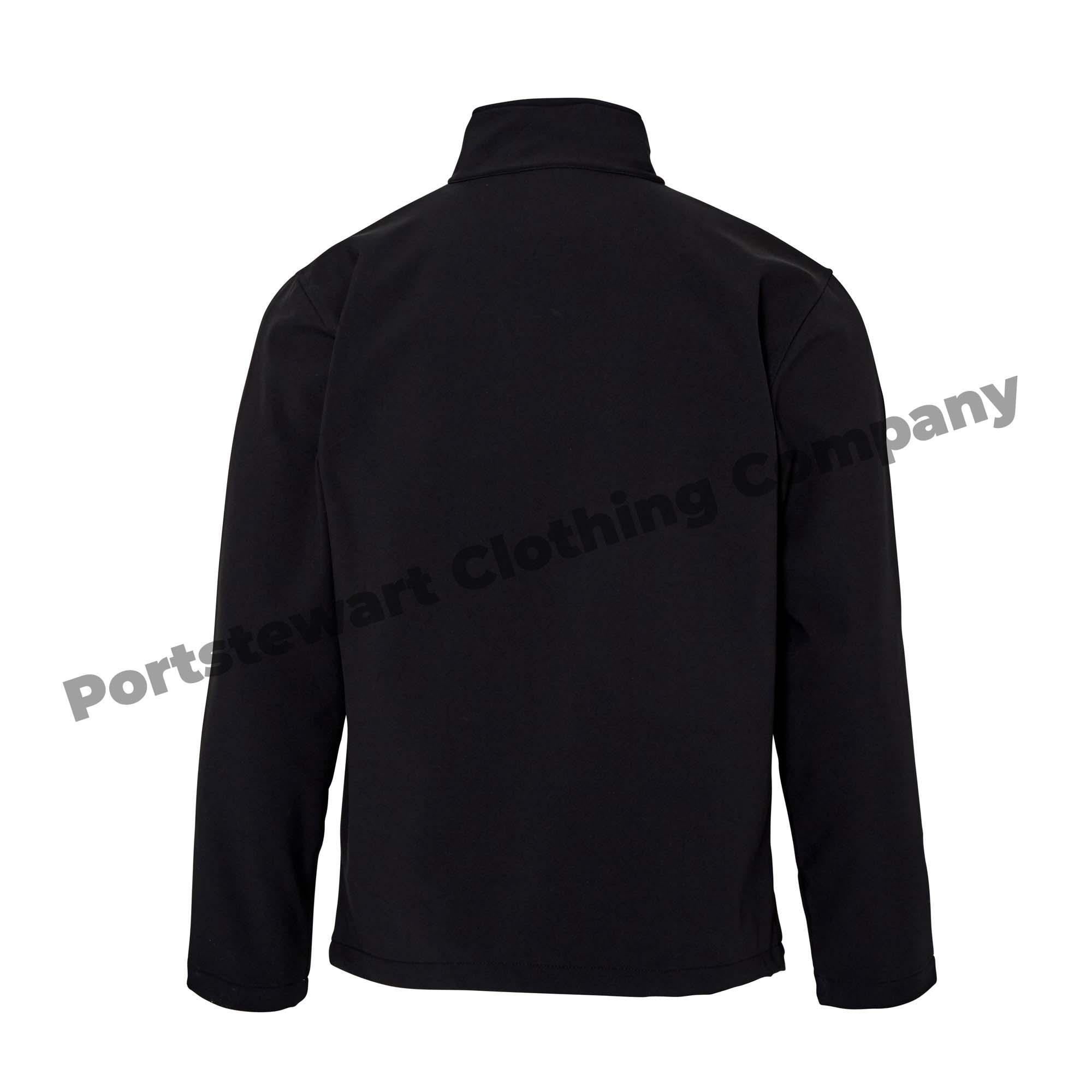 Regatta-Mens-Soft-Shell-Windproof-Workwear-Softshell-Jacket-Coat-RRP-50 thumbnail 3