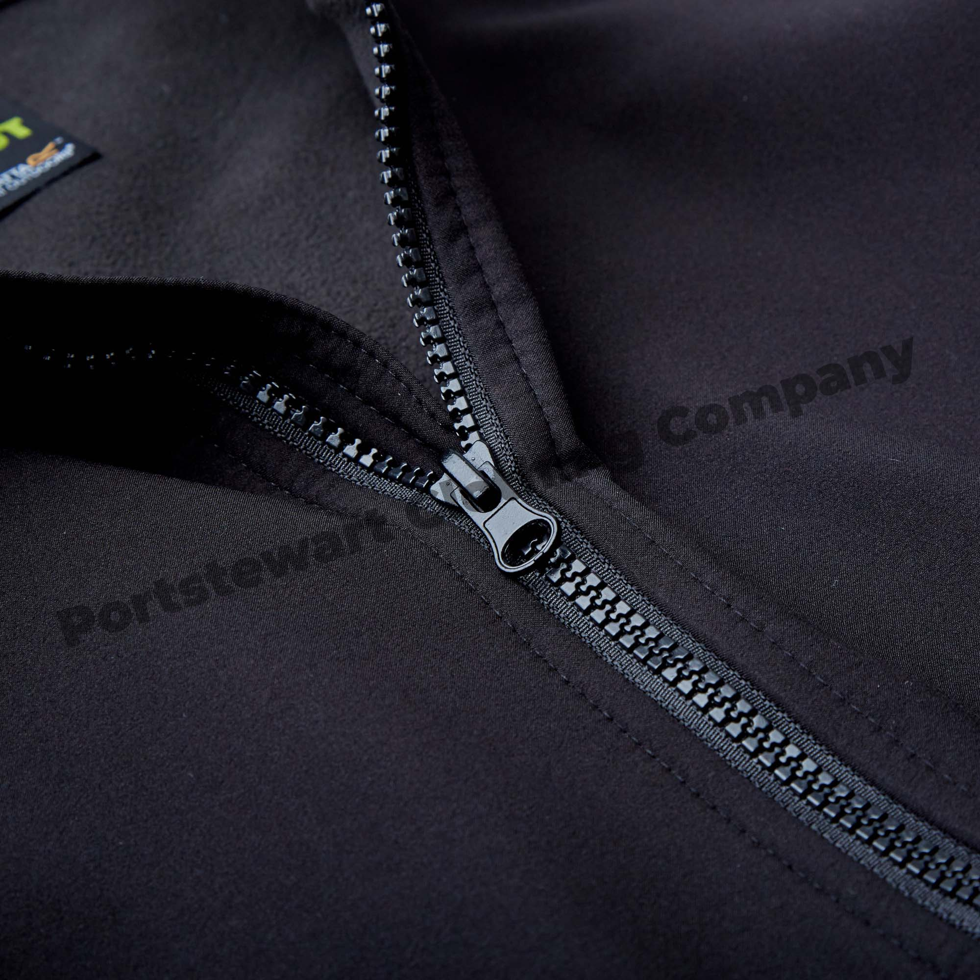 Regatta-Mens-Soft-Shell-Windproof-Workwear-Softshell-Jacket-Coat-RRP-50 thumbnail 4