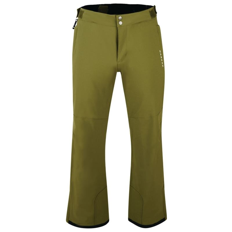 Dare2b-Certify-II-Men-039-s-Waterproof-Breathable-Ski-Trousers-Salopettes thumbnail 3
